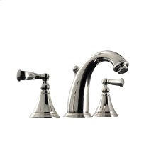 Widespread Lavatory Set in Polished Chrome