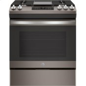 "30"" Slide-In Front Control Gas Range"