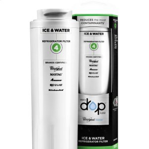 Whirlpooleverydrop® Ice & Water Refrigerator Filter 4