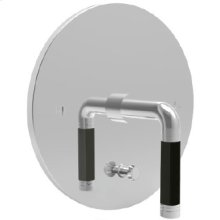 3935cb - Trim Pressure Balanced Control With Diverter in Wrought Iron