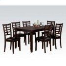 Esp. 7pc Pk Dining Table Set Product Image
