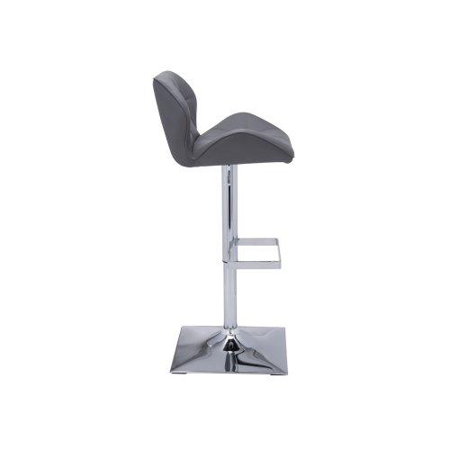 Boulton Adjustable Stool - Grey