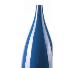 Tall Vase Blue