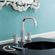 Serin Widespread Faucet  High Arc  American Standard - Polished Chrome