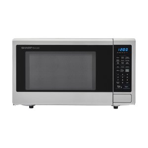 SHARP2.2 cu. ft. 1200W Stainless Steel Countertop Microwave Oven
