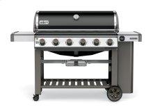Genesis II E-610 Gas Grill Black Natural Gas