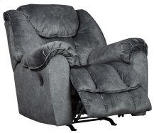 Capehorn Rocker Recliner - Granite
