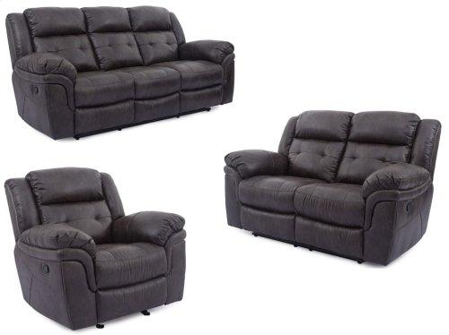 5156 Denali POWER Recling Sofa- Grey