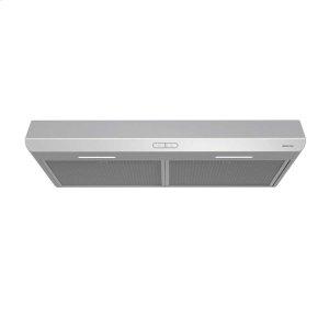 BroanSahale 36-inch 250 CFM Stainless Steel Range Hood with LED light