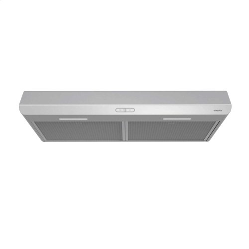 Sahale 36-inch 250 CFM Stainless Steel Range Hood with LED light