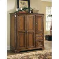 Home Office Brookhaven Computer Cabinet Product Image