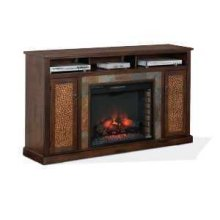 Santa Fe Fireplace/ TV Console