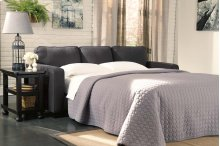 Alenya Queen Sofa Sleeper - Charcoal