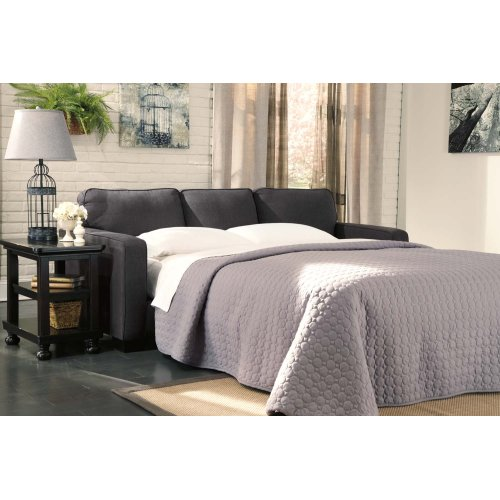 Alenya Queen Sofa Sleeper Charcoal