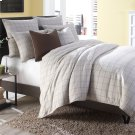 7 Pc Queen Duvet Set Creme Product Image