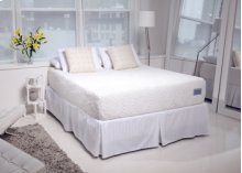 Natural Talalay Latex Collection - World's Best Bed - Regular Base - Queen