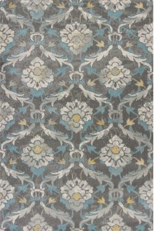 "Reina 9507 Grey Courtyard 3'3"" X 4'11"""
