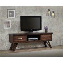 "Rustic Walnut 60"" TV Console"