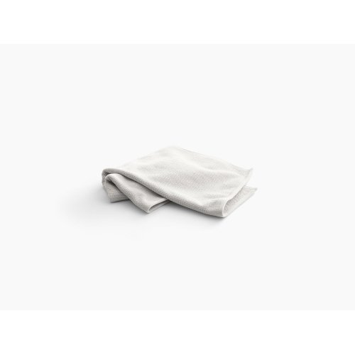 "Dune Hand Towel With Textured Weave, 18"" X 30"""