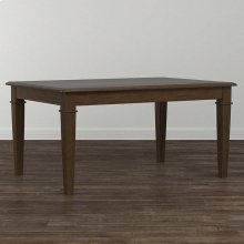 "Custom Dining 46"" Rectangular Dining Table"