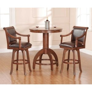 Hillsdale FurniturePalm Springs 3pc Pub Set