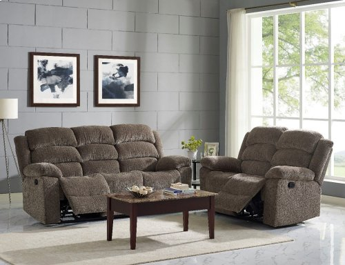 2134 Hastings POWER Glider Recliner w/ power headrest