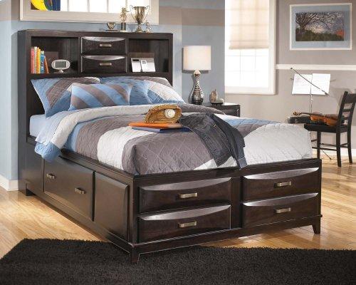 Ashley Full Bed w/ Storage