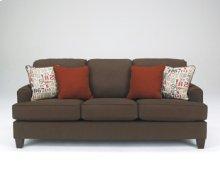 16001 Deshan - Chocolate Livingroom Benchcraft at Aztec Distribution Center Houston Texas