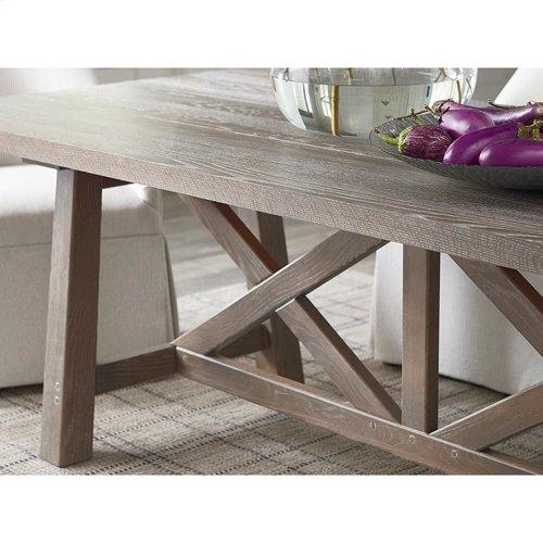 "Bench*Made Oak 72"" Artisan Table"