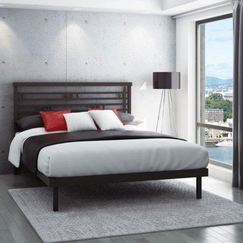 Orson Platform Footboard Bed - King