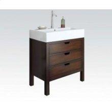 Kit - Cherry Sink Cabinet