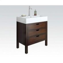 Kit - Cherry Sink Cabinet