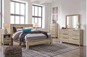 Kianni - Taupe 2 Piece Bedroom Set Product Image