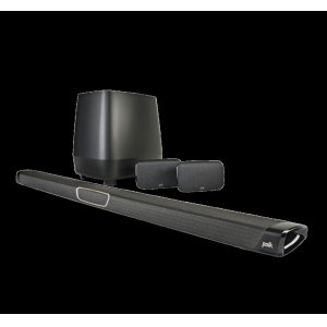 Polk Audio5.1 Soundbar Subwoofer System