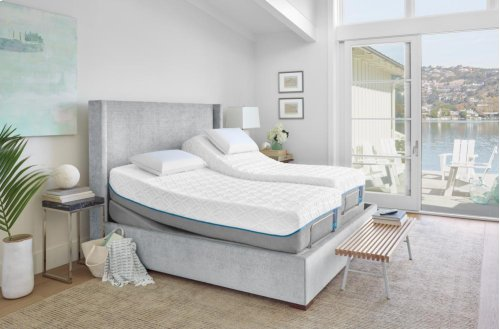 TEMPUR-Cloud Collection - TEMPUR-Cloud Luxe Breeze 2.0 - Queen