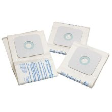 Six-Gallon Vacuum Bags for Central Vacuums, Set of 3