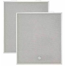 "Type D2 Aluminum Micro Mesh Grease Filter 15.725"" x 16.875"" x 0.375"""