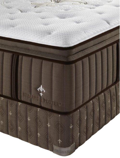 Lux Estate Collection - Trailwood - Euro Pillow Top - Plush - Twin