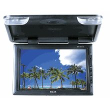 "15.4"" Wide Screen LCD Monitor With IR Transmitter"