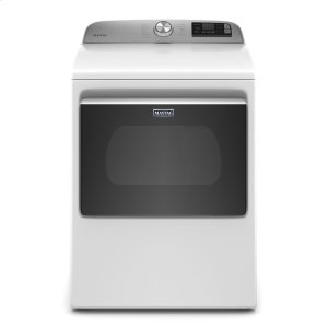 Maytag7.4 CUFT ELEC DRYER W/HAMPER