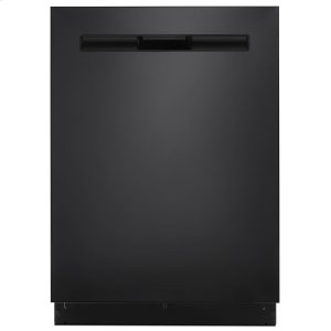 Top Control Dishwasher with PowerDry Options and Third Level Rack - BLACK