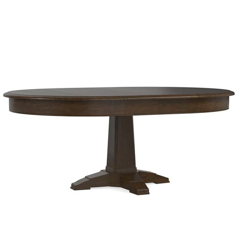 4469t48l In By Bett Furniture Greenville Sc Custom Dining Round Pedestal Table