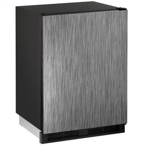 """U-LINE24"""" Convertible Freezer With Integrated Solid Finish (115 V/60 Hz Volts /60 Hz Hz)"""