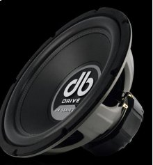"12"" single 4 ohm voice coil subwoofer"