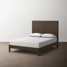 MODERN Catania Queen Panel Bed