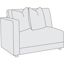Orion Left Arm Chair