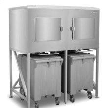 Modular Ice Storage Bins