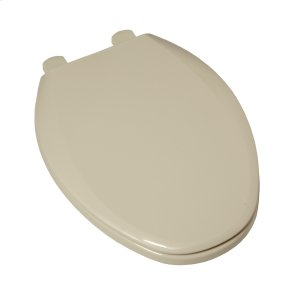 Value Pack of Five: Slow Close and Easy Lift and Clean Elongated Toilet Seats - Bone