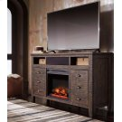 Trudell - Dark Brown 3 Piece Entertainment Set Product Image