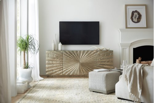 Home Entertainment Big Bang 78in Entertainment Console